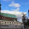 Otoczenie katedry wolne od samochodów? Dyskusja trwa
