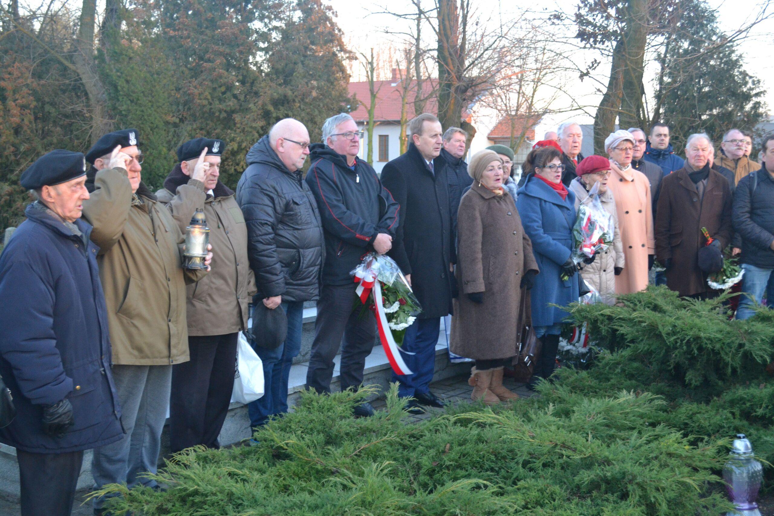 Spotkanie Pamięci na gnieźnieńskim cmentarzu