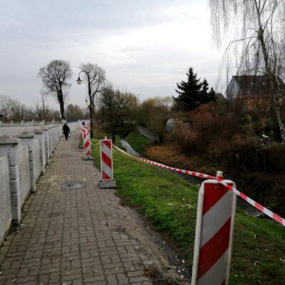 Nowe barierki poprawią bezpieczeństwo