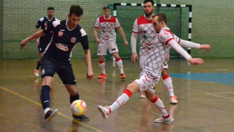 Futsalowe derby Wielkopolski wyrównane i pełne emocji