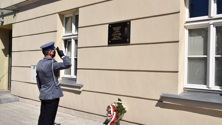 Upamiętnili 80. rocznicę śmierci kom. Józefa Wróblewskiego