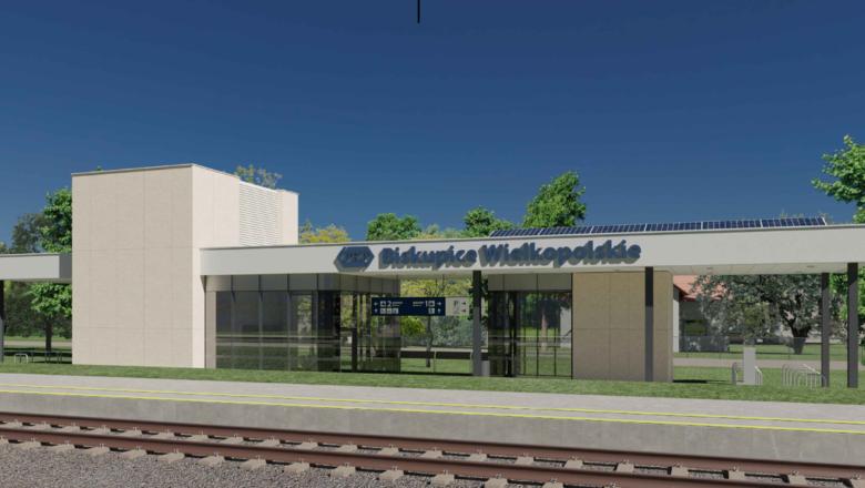 Dworzec w Pierzyskach przejdzie remont…
