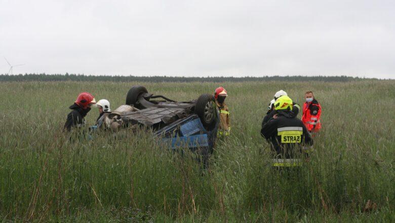 Kierowca zginął na miejscu