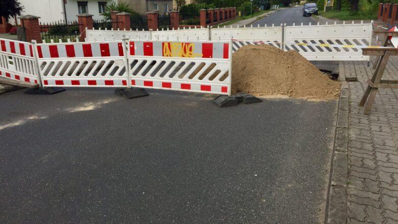 Drugi tydzień zamknięta droga na Dalkach