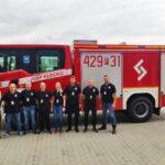 OSP Kłecko z nowym wozem gaśniczo-ratowniczym