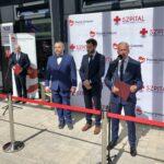 Uroczyste otwarcie nowego budynku Szpitala Pomnik Chrztu Polski
