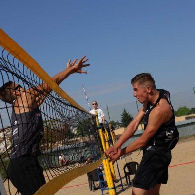 Otwarty Turniej Piłki Siatkowej Plażowej w Trzemesznie