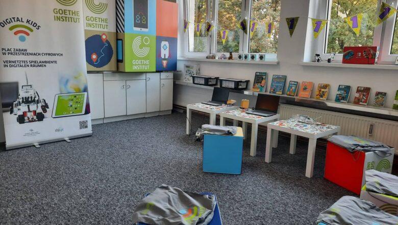 Digital Kids w Bibliotece Publicznej Miasta Gniezna. Inauguracja cyfrowego placu zabaw