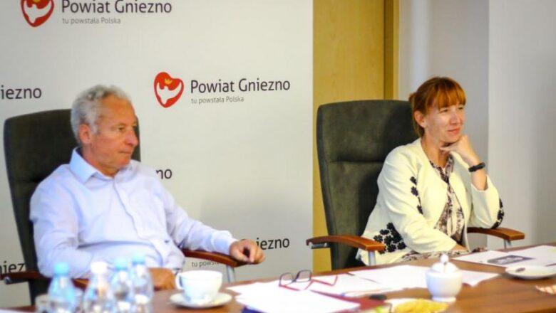 Powiat Gnieźnieński z listą zadań priorytetowych na ponad 60 mln złotych