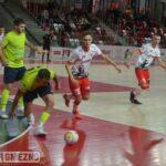 Grinbud KS Gniezno wysoko pokonał Futsal Szczecin